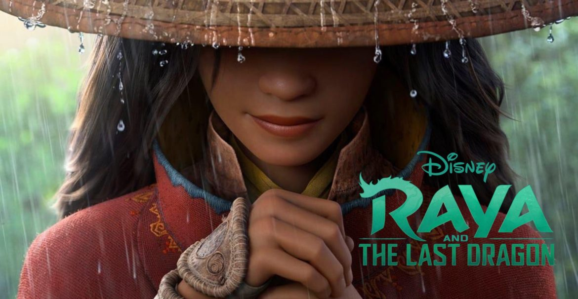 All-New Poster and Trailer Revealed for Disney's 'Raya and the Last Dragon'
