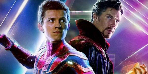 Benedict Cumberbatch's Doctor Strange Joins the Cast of 'Spider-Man 3' 1