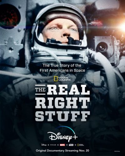 National Geographic Presents 'The Real Right Stuff' Coming Soon to Disney+ 2