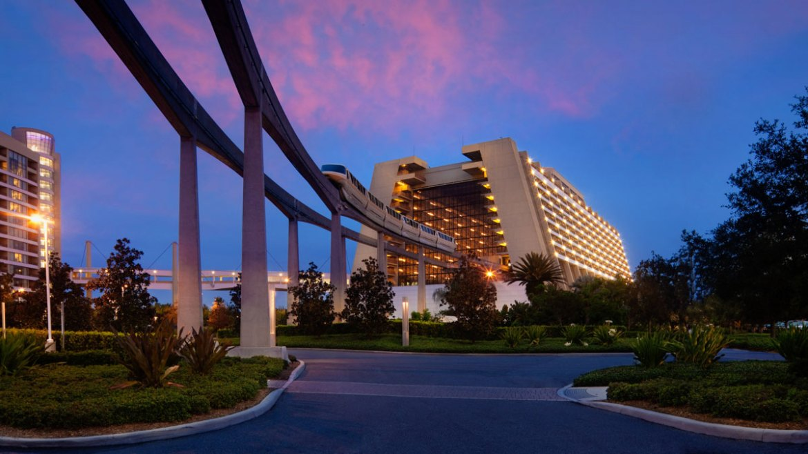 Florida Residents Save Up to 35% on Rooms at Select Disney Resort Hotels for Early 2021