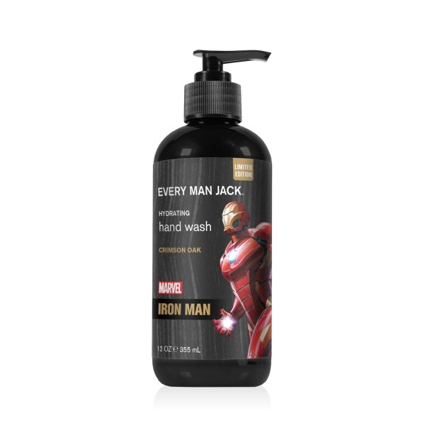 Marvel Grooming Collection