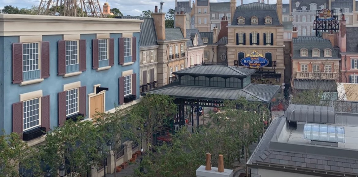 New Deleted Scenes from Ratatouille will be in Remy's Ratatouille Adventure