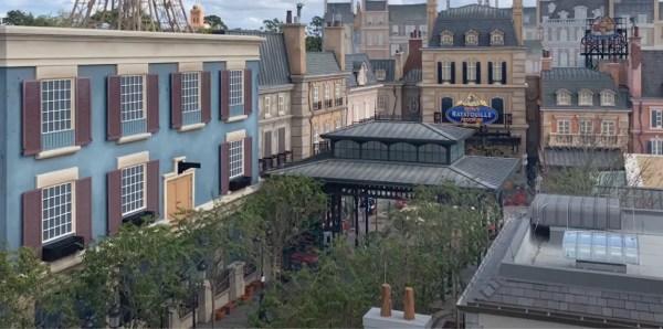 Deleted scene Ratatouille
