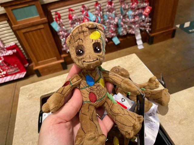 Holiday Groot Plush