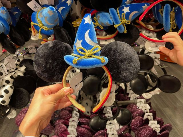 Sorcerer Mickey Ears Are Making Magic At Walt Disney World 1