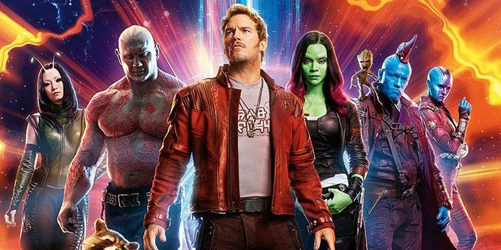 James Gunn Confirms 'Guardians of the Galaxy Vol. 3' Script is Complete