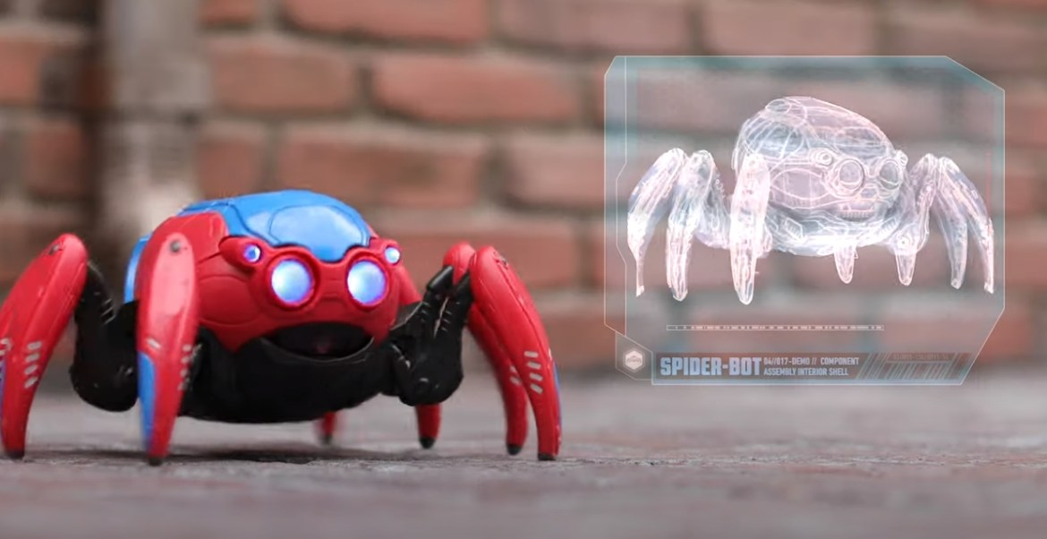 Spider-Bot & latest apparel from Avengers Campus coming soon to Disneyland