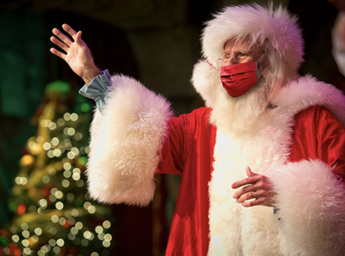 Modified Christmas Celebration at SeaWorld Orlando