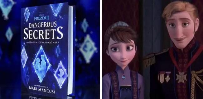 Disney Releases a Prequel About Anna & Elsa's Parents