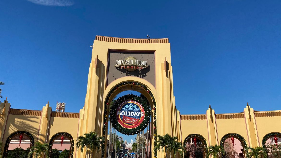 10 reasons to visit Universal Orlando for the Holidays