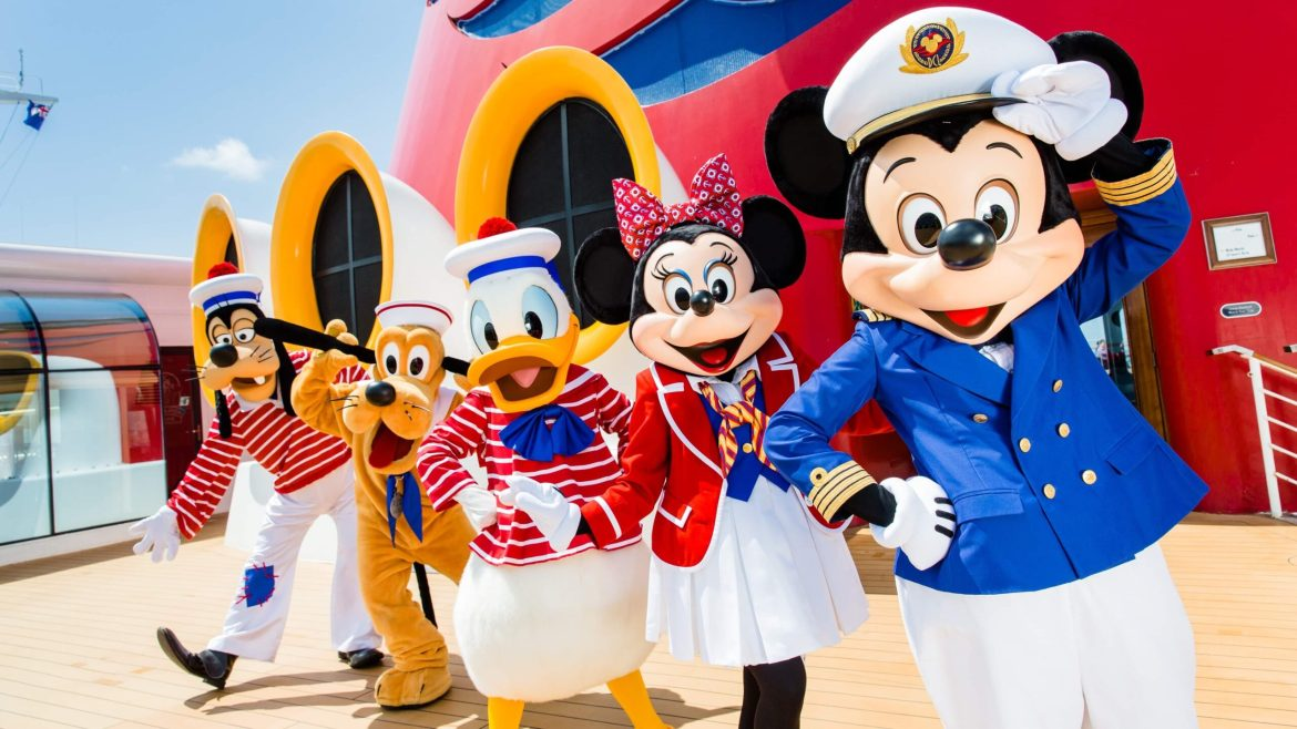 Would you volunteer to go on a trial Disney Cruise?