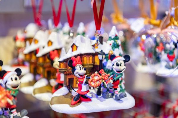 Celebrate Festival of the Holidays at Epcot now through Dec 31st 4