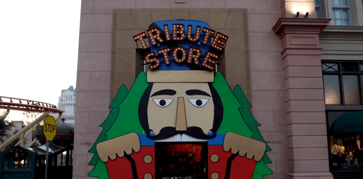 First Look at the Universal Holidays Tribute Store