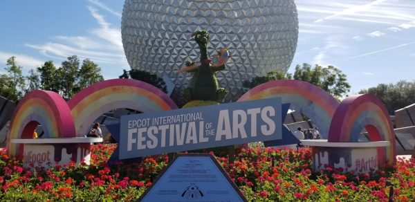 Voices of Liberty will appear at Epcot's Festival of the Arts 1