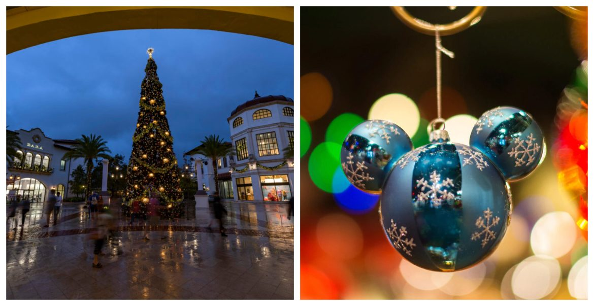 Disney Springs will be kicking off holiday shopping with NEW magical releases!