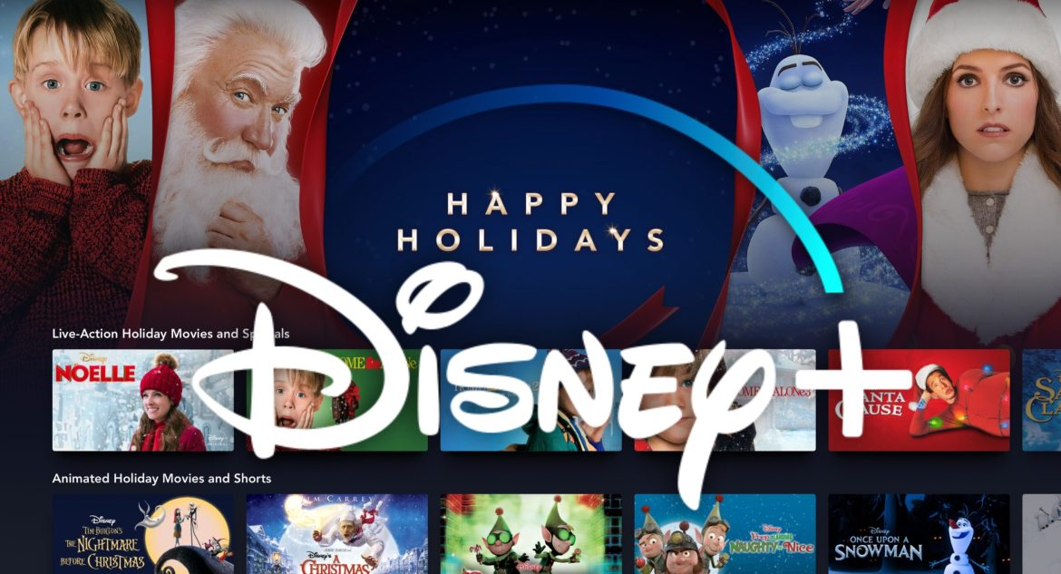 The Disney+ Happy Holidays Collection is Here in Time to Spread some Christmas Cheer!