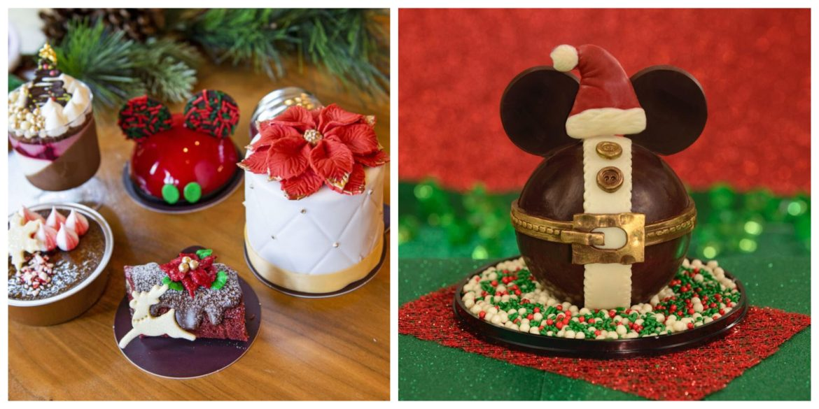 All new Holiday Eats & Treats at Disney Springs for 2020
