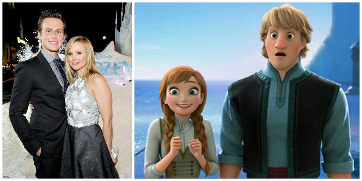 Frozen's Kristen Bell and Jonathan Groff to Star in Movie Musical 'Molly and the Moon'