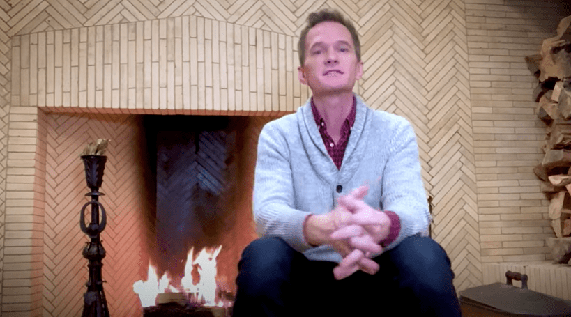 Neil Patrick Harris kicks off Disney's Toys for tots campaign