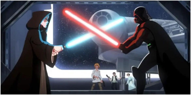 Obi-Wan Kenobi Led Episode Coming to Star Wars Galaxy of Adventures Short
