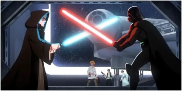 Obi-Wan Kenobi Led Episode Coming to Star Wars Galaxy of Adventures Short 1