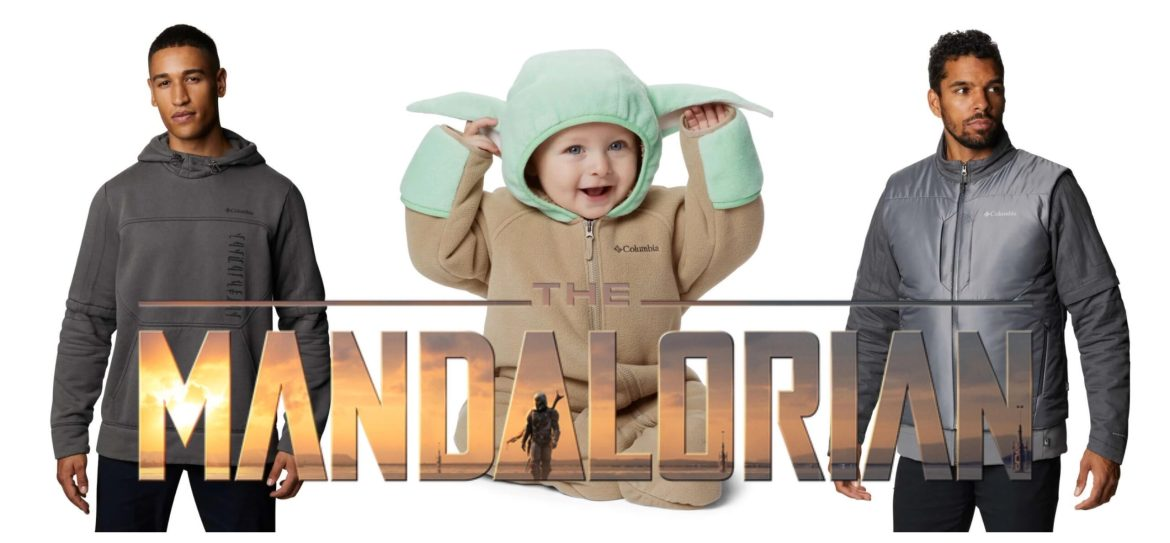 New Star Wars 'The Mandalorian' Jacket Collection from Columbia is Coming Soon
