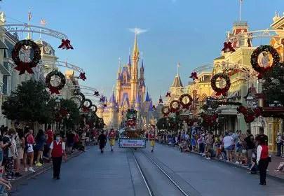 Orange County Strike Teams visit Disney World to ensure theme parks are Covid-19 compliant