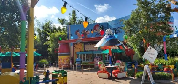 Three Disney World Dining Spots reopening at the Magic Kingdom and Hollywood Studios 1