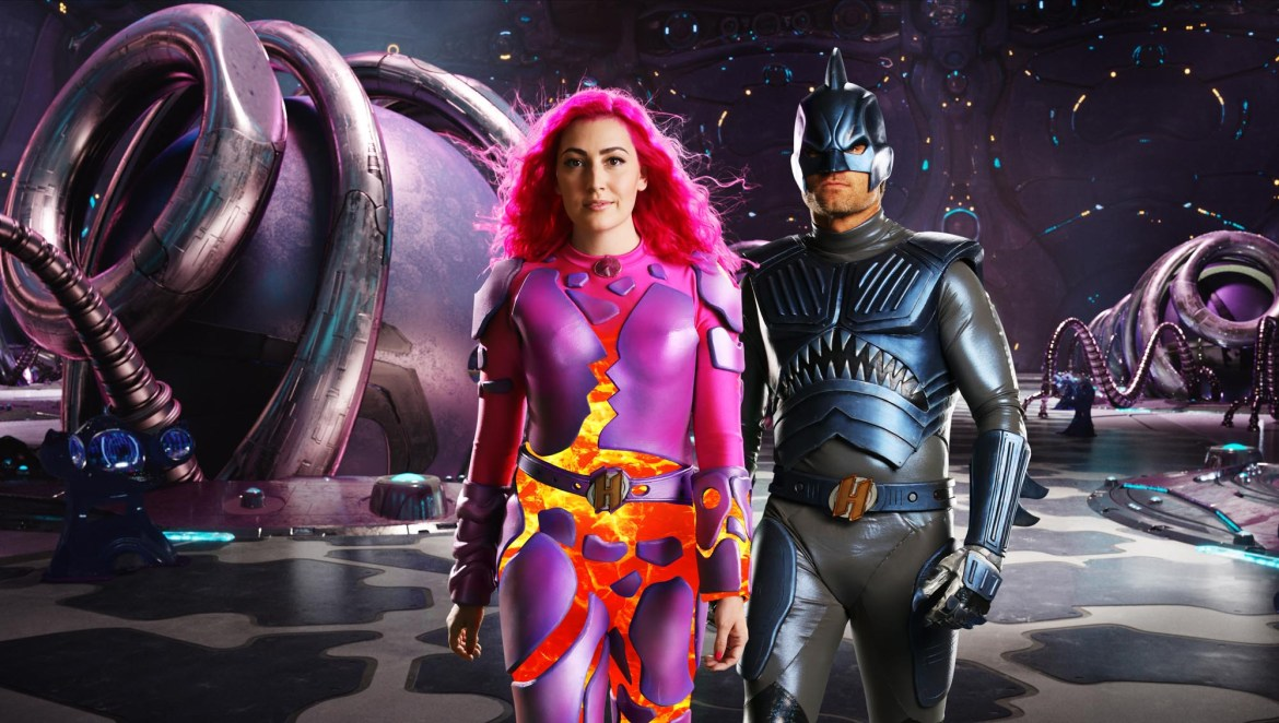 'Sharkboy and Lavagirl' Sequel 'We Can Be Heroes' Coming to Netflix on New Years Day