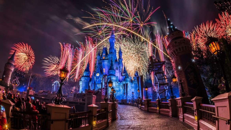 Disney To Test Fireworks In Magic Kingdom On Monday Night