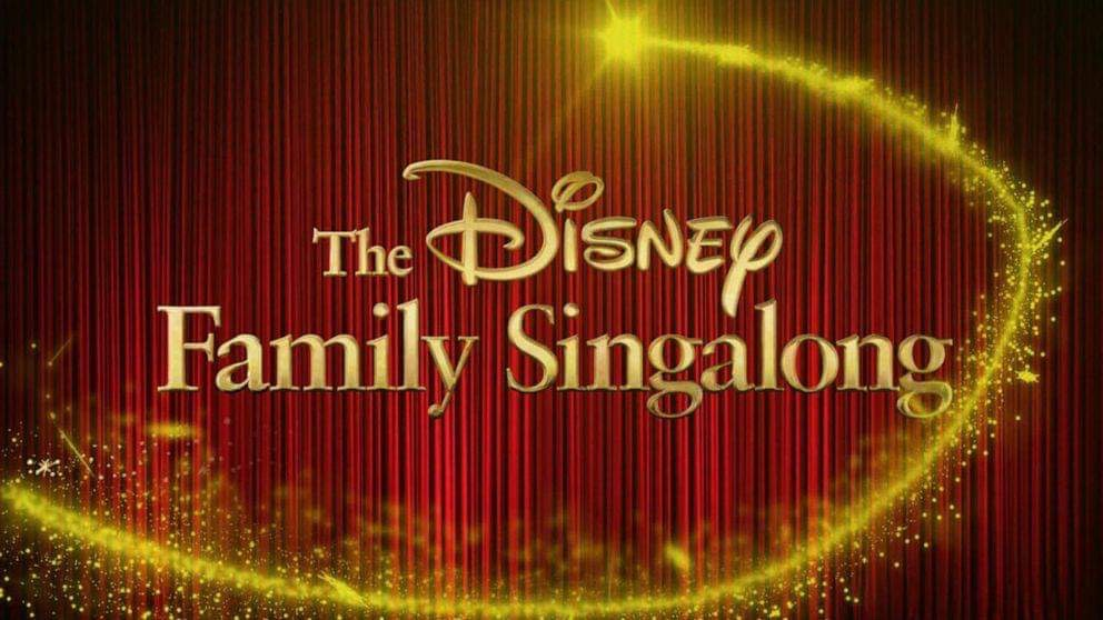 Disney Holiday Singalong Is Coming Soon To ABC!