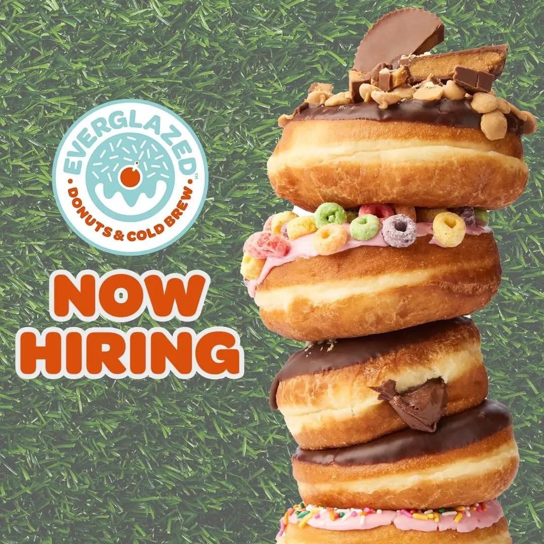 Everglazed Donuts In Disney Springs Is Hiring!