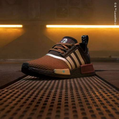 Adidas Announces New Star Wars 'The Mandalorian' Inspired Collection 3