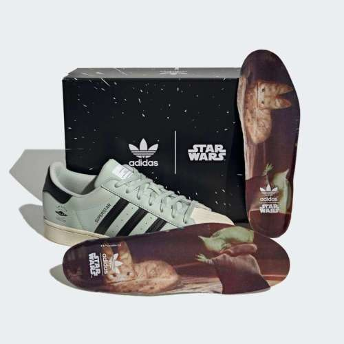 Adidas Announces New Star Wars 'The Mandalorian' Inspired Collection 5