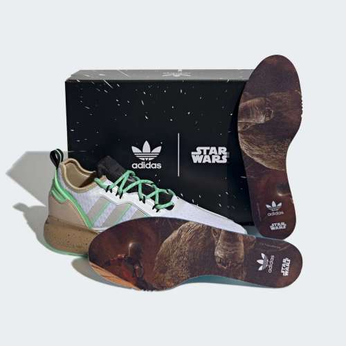 Adidas Announces New Star Wars 'The Mandalorian' Inspired Collection 4