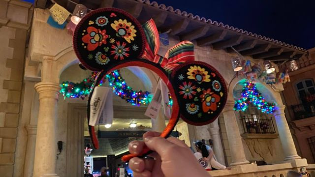 Mexico Minnie Ears