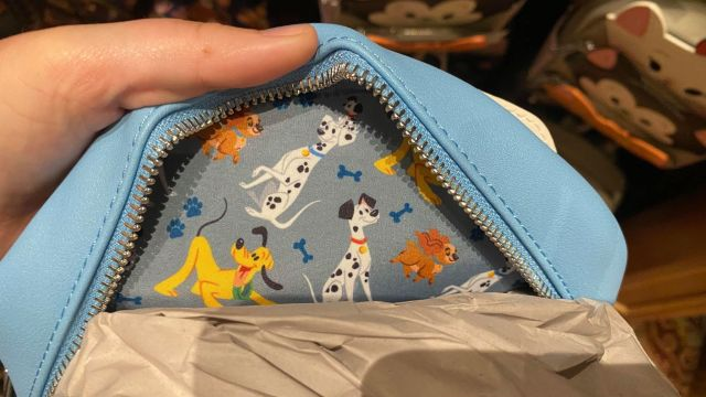 Adorable New Disney Cats And Disney Dogs Loungefly Collection 3