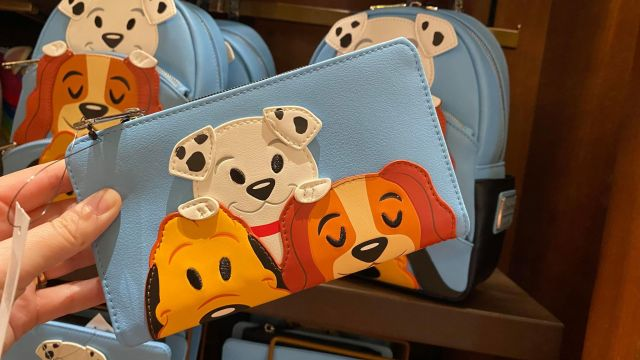 Adorable New Disney Cats And Disney Dogs Loungefly Collection 5