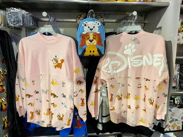 New Disney Dogs Spirit Jersey Is Paw-sitively Paw-some! 1