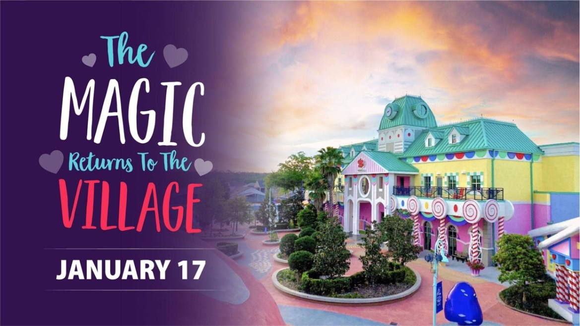 Give Kids The World Village reopening in January of 2021