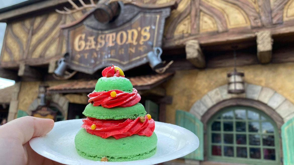 Belle's Enchanted Christmas Tree Treat now available in time for the Holidays