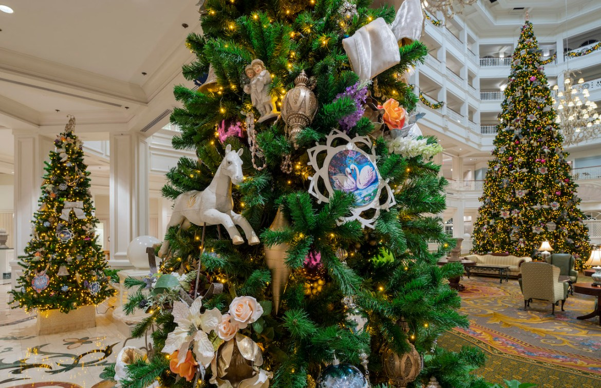 Experience the Holiday Magic at Disney's Grand Floridian Resort