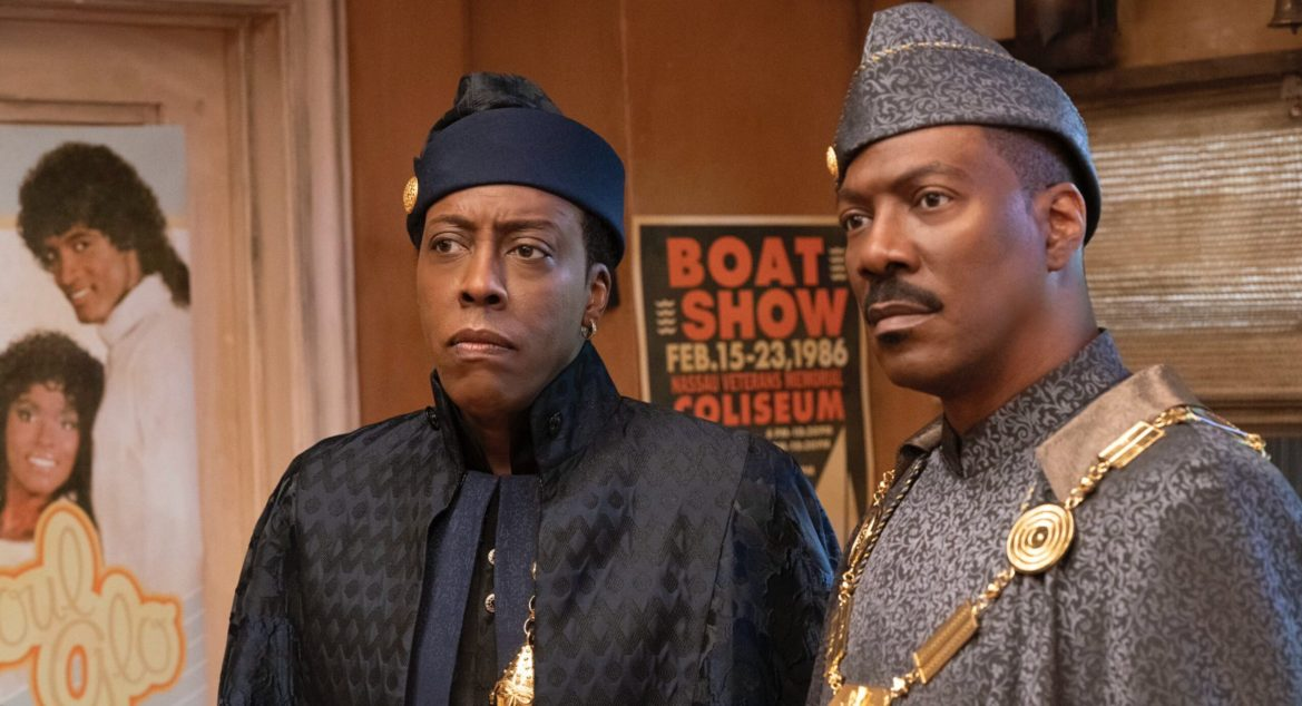 Eddie Murphy is Back in the All-New Trailer for 'Coming 2 America'