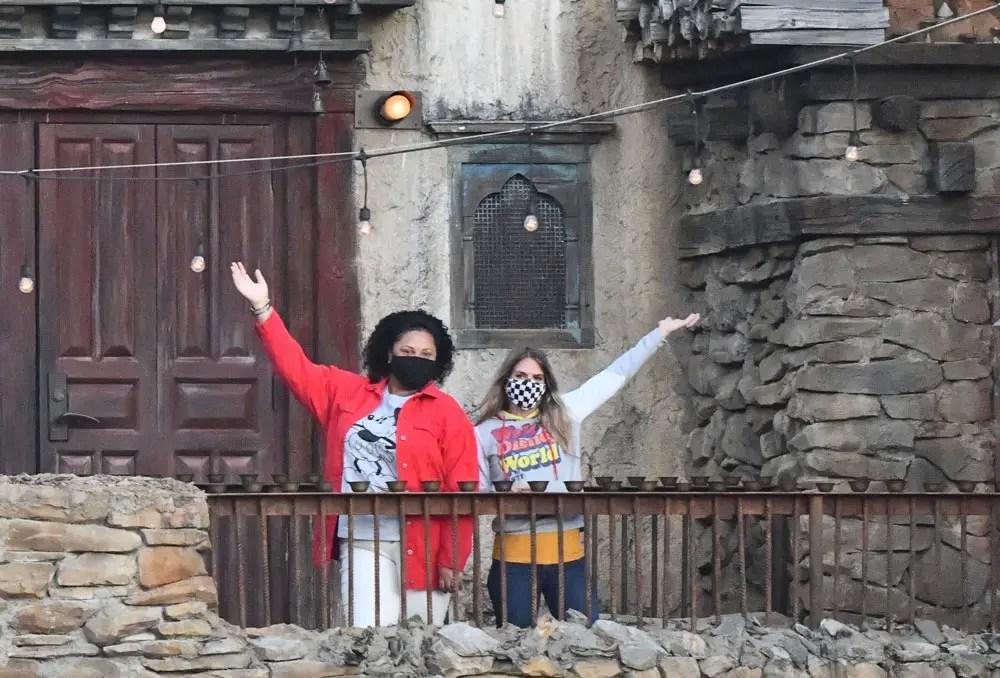 Super Zoom Magic Shot Available Now at Disney's Animal Kingdom Theme Park