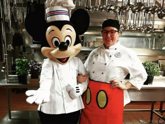 Furloughed Disney Cast Member uses her baking skills to open her own business
