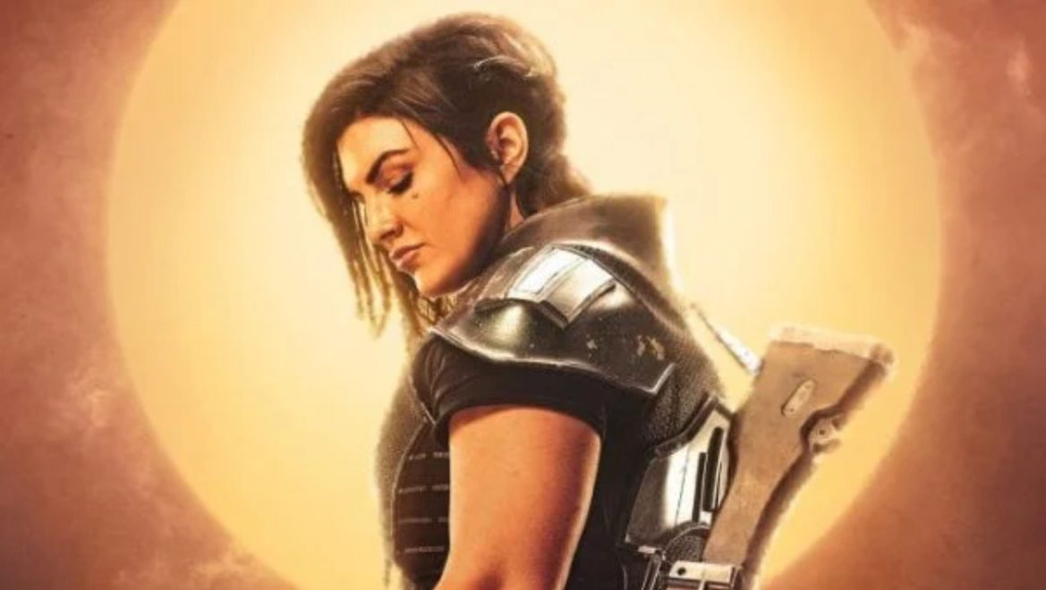 'The Mandalorian' Star Fuels the #FireGinaCarano Flames with New Tweet