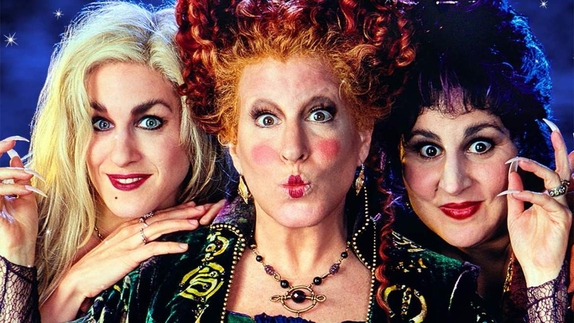Disney Confirms Hocus Pocus 2 is in development and coming to Disney+