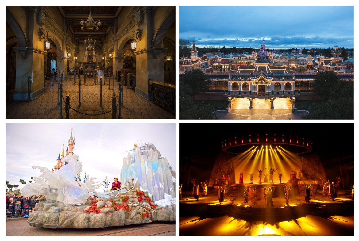 Disneyland Paris wins at the European Stars Award and shortlisted for other Awards