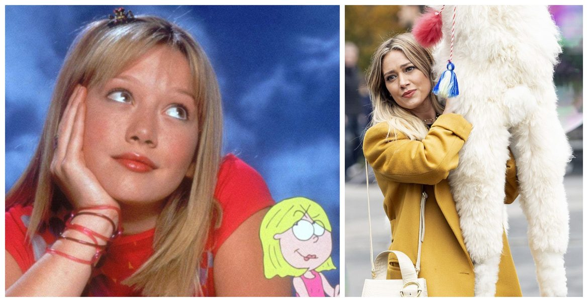 "Hilary Duff Confirms the Lizzie McGuire Reboot ""Isn't Going to Happen"""