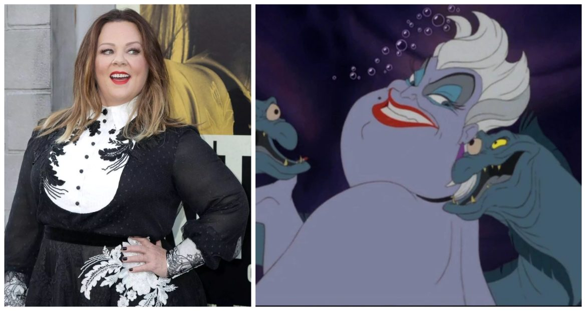 Melissa McCarthy Confirms 'The Little Mermaid' Will Begin Filming in 2021